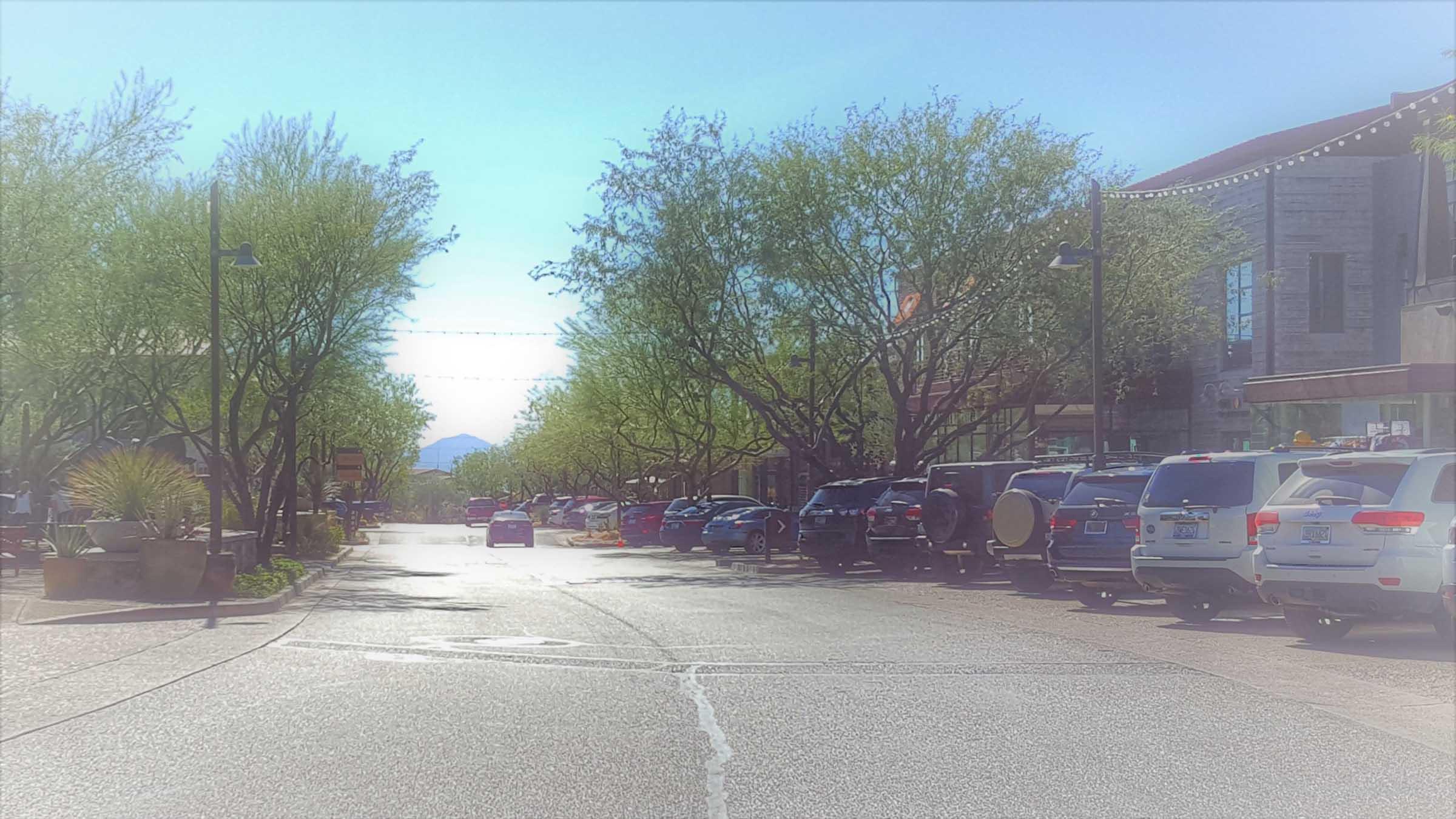 Market Street at DC Ranch in Scottsdale Arizona 85255